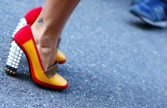 Модные тенденции: какой каблук будет популярным этой осенью