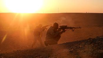 США учат боевиков ИГ* воевать против правительственных войск Сирии