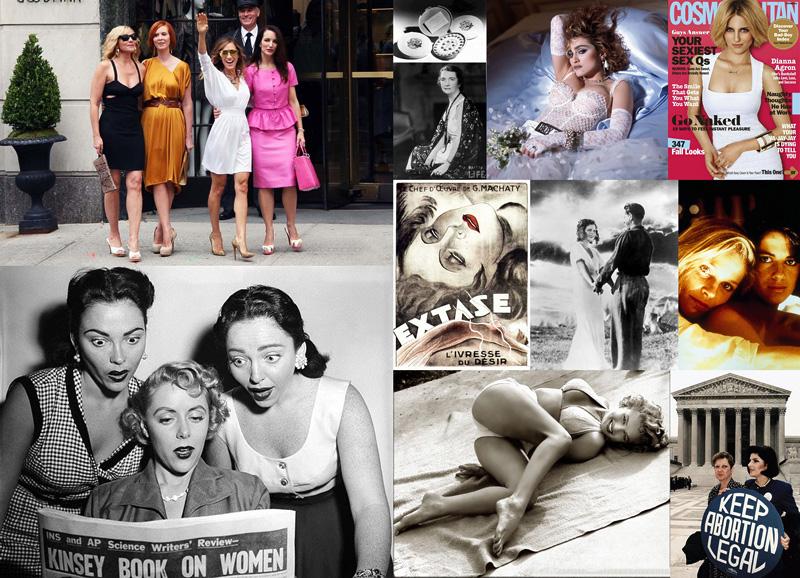 История сексуальной свободы и раскрепощенности женщин с 30-х годов до наших дней