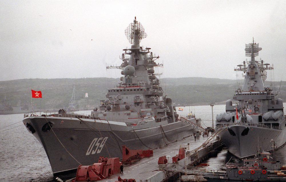 «Быстрые и мощные»: американцы не смогли скрыть восхищения российскими крейсерами «Орлан»