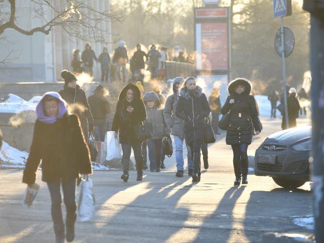 Гидрометцентр дал прогноз на грядущую зиму