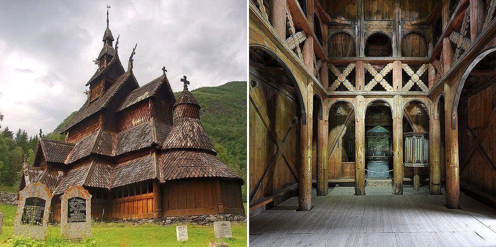 Самые необычные церкви на планете