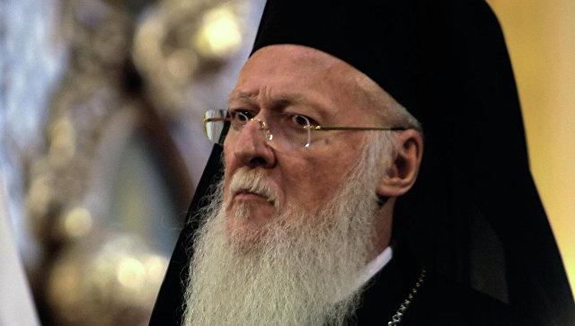Варфоломей теряет союзников: еще одна церковь распрощалась со Вселенским патриархом