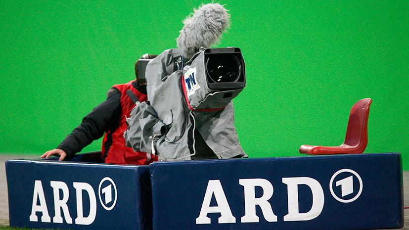 «Рабы из КНДР» и «сломанная крыша стадиона»: ARD выдал очередную фальшивку о ЧМ в России