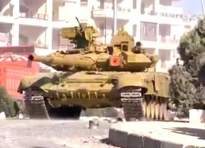 Дамаск оттеснил Анкару в бор…