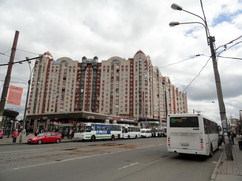 Продажа квартиры, Санкт-Петербург, Ленсовета д. 88