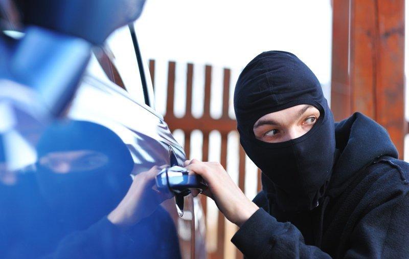 Опубликован список автомобилей, которые притягивают угонщиков