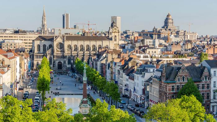 Автопрогулка по Брюсселю: где взять машину и что посмотреть