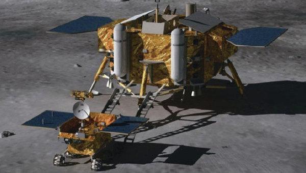 «Нефритовый заяц» начал изучение поверхности Луны