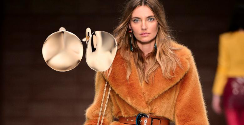 С чем носить вельвет, кожу, флис – самые модные материалы зимнего сезона