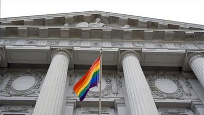 В России смогут зарегистрировать браки геи-британцы