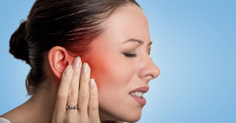 Почему краснеют уши