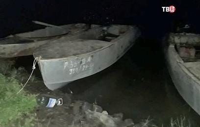 Задержан подозреваемый в гибели детей под Астраханью