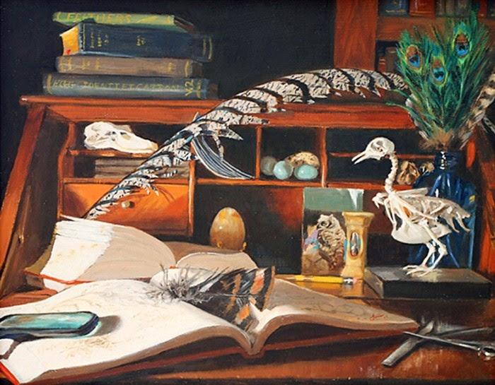 Реалистичные и мпрессионистические картины. Jan Stommes
