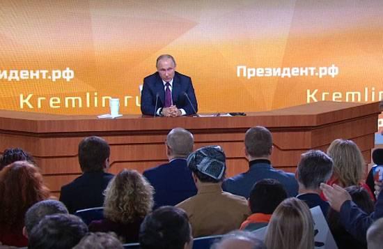 Президент на пресс-конференции: Считаю работу нашего правительства удовлетворительной