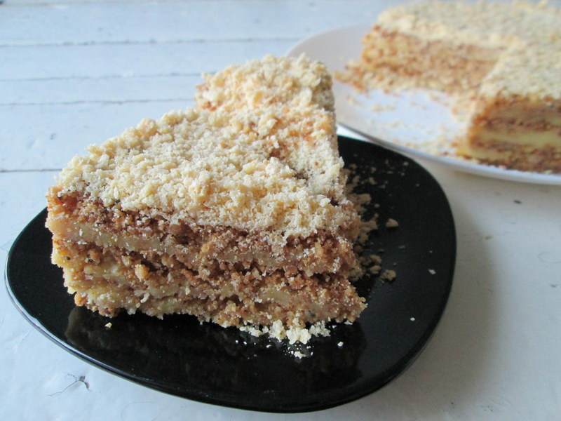 Самый необычный торт, который не надо выпекать! Не из печенья, и не в духовке