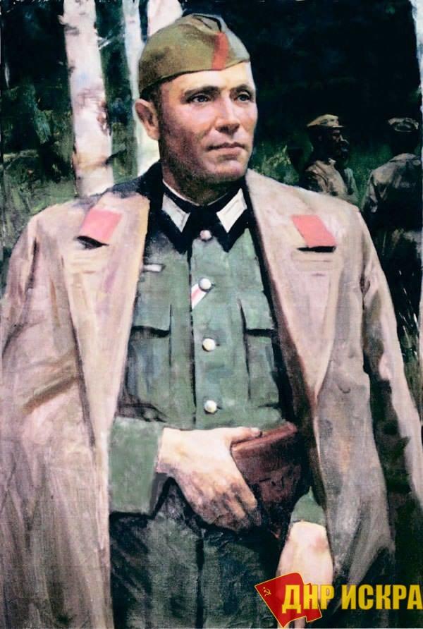 К 107-летию со дня рождения легендарного разведчика Николая Кузнецова