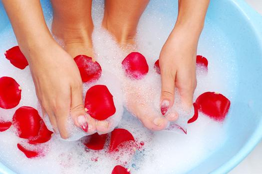 Как вылечить ноги от мозолей натоптышей и трещин на стопах