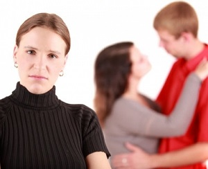 Вся проблема в том, что «прынц» был глубоко женат