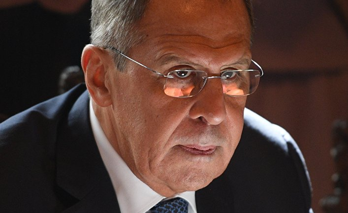 Сергей Лавров растоптал всех западных и арабских коллег из так называемой Международной коалиции