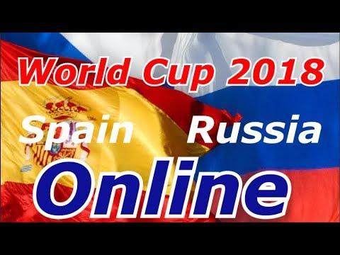 Футбол Чм 2018 Россия - Испания Прямая Трансляция !