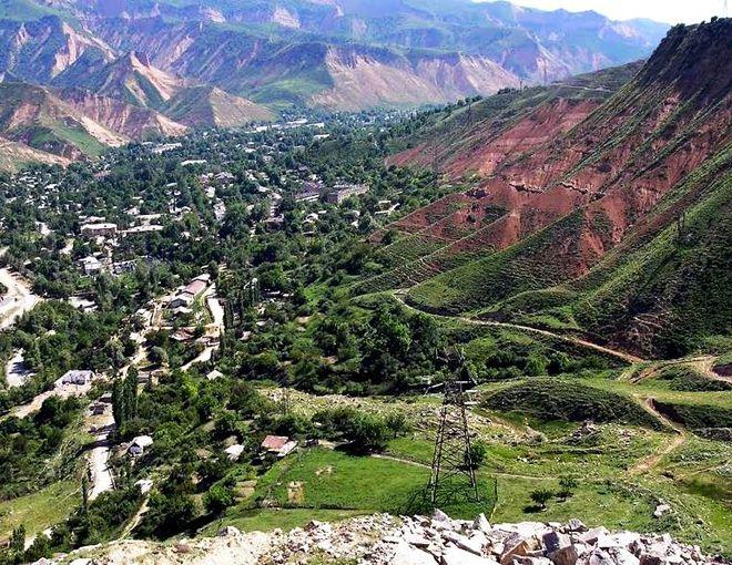 майлуу-суу, киргизия