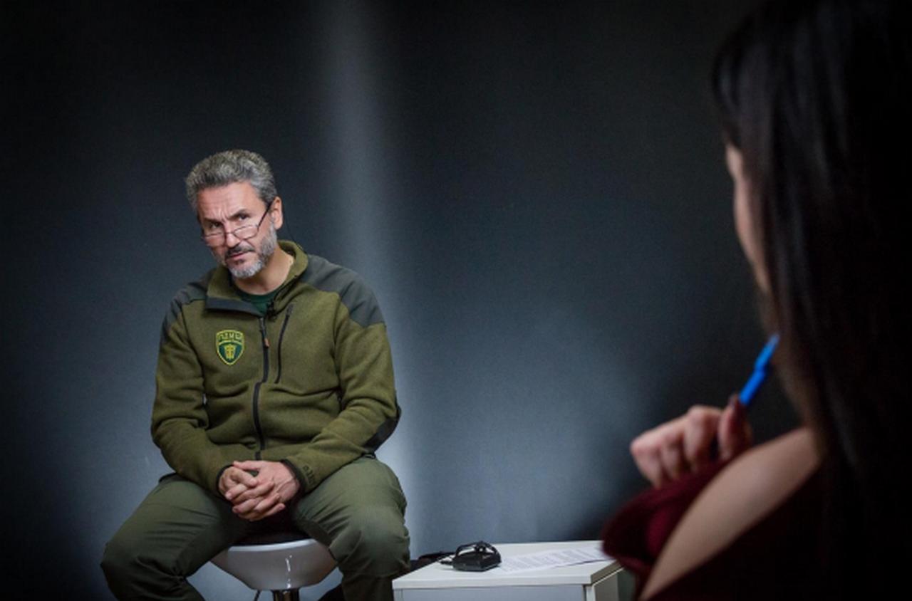 «Рыба гниет с головы» — обиды украинского карателя