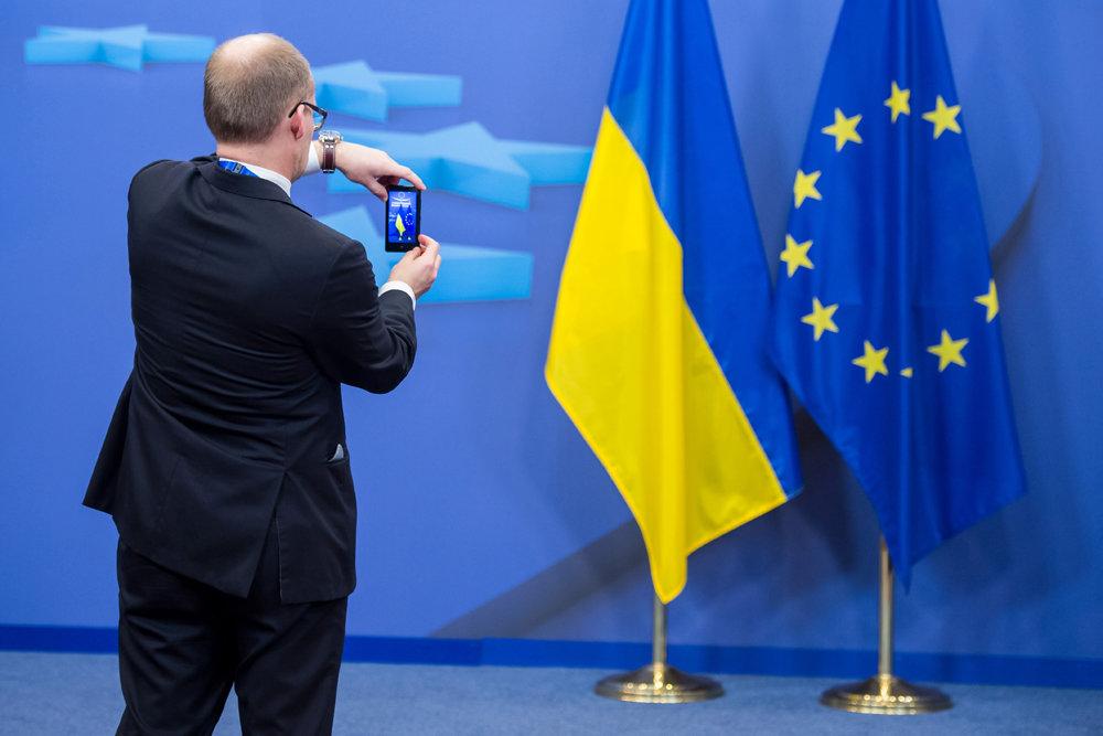 Вице-премьер Украины оскандалилась на немецком телевидении