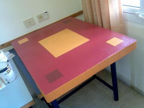 Как сделать журнальный столик из картона своими руками 100