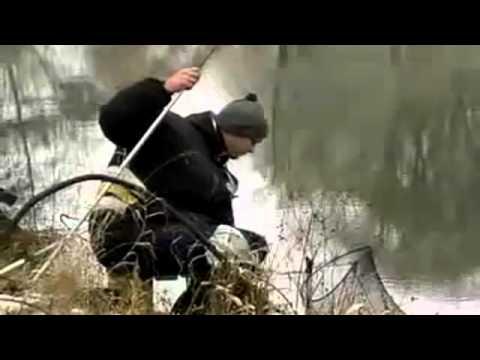 Ловля пескаря