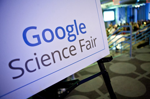 Google Science Fair 2013 ищет юные таланты!