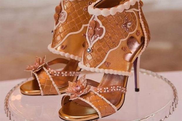 Самые дорогие туфли стоимостью 15 000 000 $ (4 фото)