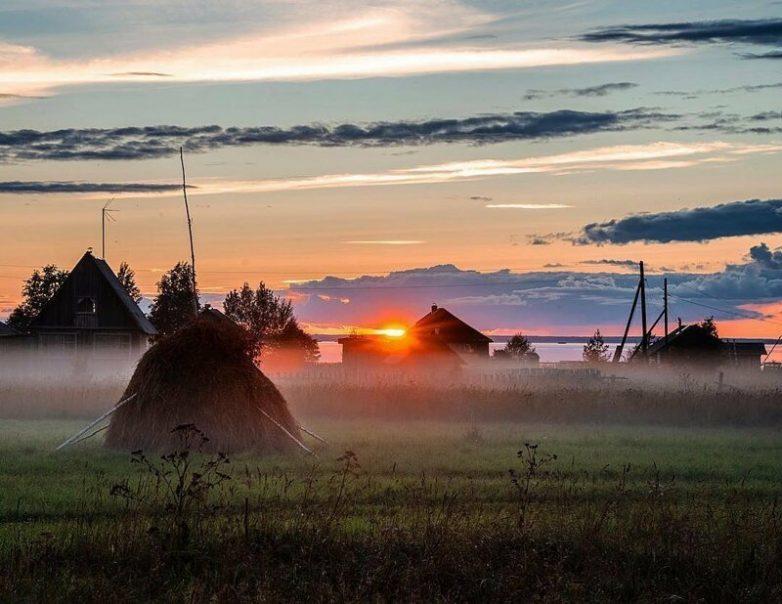 20 эмоциональных моментов русской деревни, которые на мгновение окунут вас в беззаботное детство