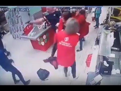 Скандал из-за дешевых шпрот закончился стрельбой в пермской «Пятерочке»