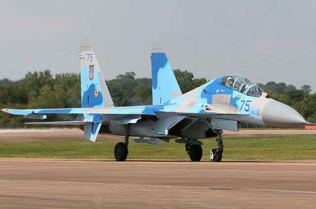 Учения на Украине продолжатся после катастрофы с участием Су-27
