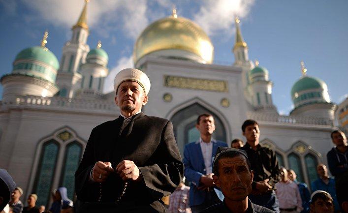 Европейская страна с восемью тысячами мечетей (SME, Словакия)
