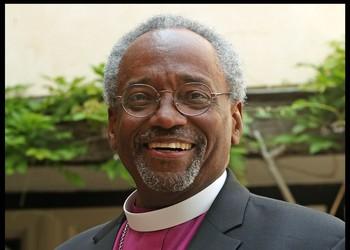 Епископ устроил шоу на королевской свадьбе и стал знаменитостью