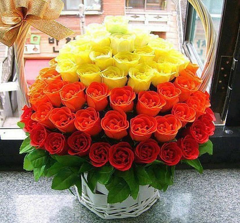 Фото самые красивые цветы и букеты