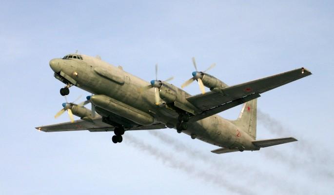 Экипаж Ил-20 видел свою смерть