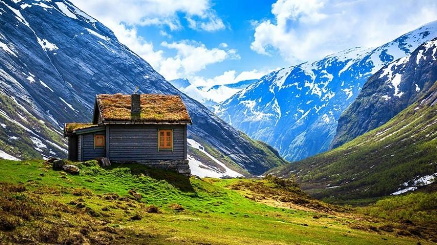 Сказочная Норвегия в объективе