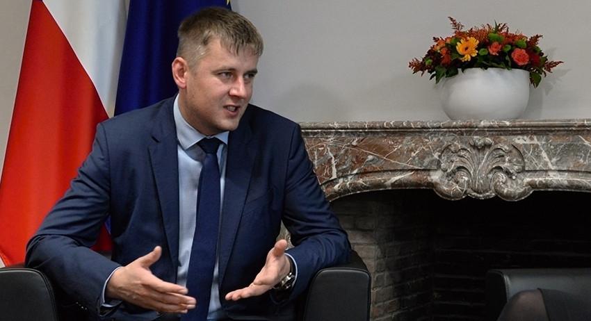 Глава МИД Чехии Томаш Петрши…