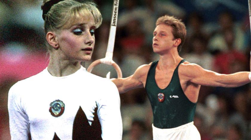 Белорусский гимнаст Щербо по…