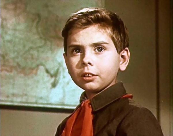 Этот мальчик покорил сердца миллионов советских зрителей. Виктор Коваль