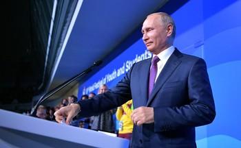 Путин объяснил цель антироссийских санкций США