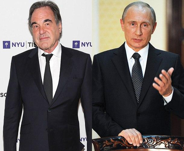 Владимир Путин: Оливер Стоун рассказал интересные подробности личной жизни президента
