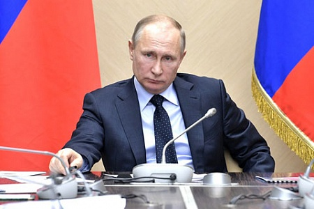 Разведка США рассказала об авторитарной тактике Путина
