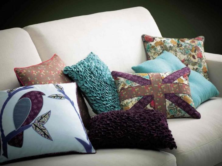 Декоративные подушки своими …