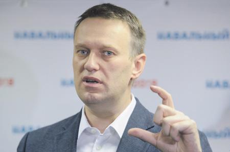 Только каждый пятый россиянин хорошо знает о Навальном — соцопрос