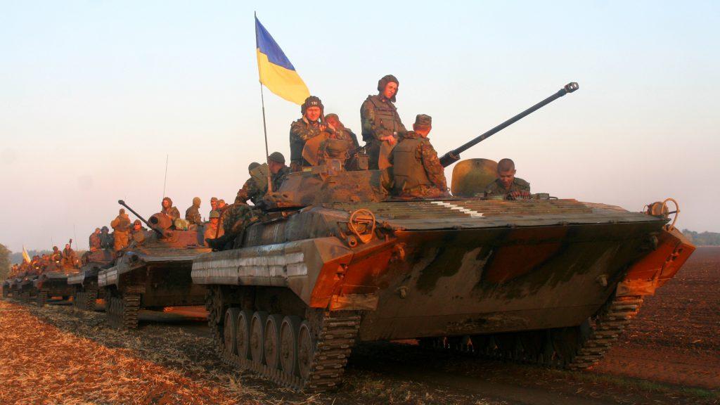 ДНР: украинские националисты обстреливают мирные кварталы из Широкино