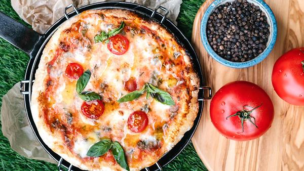 Пицца «Маргарита»: рецепт от…